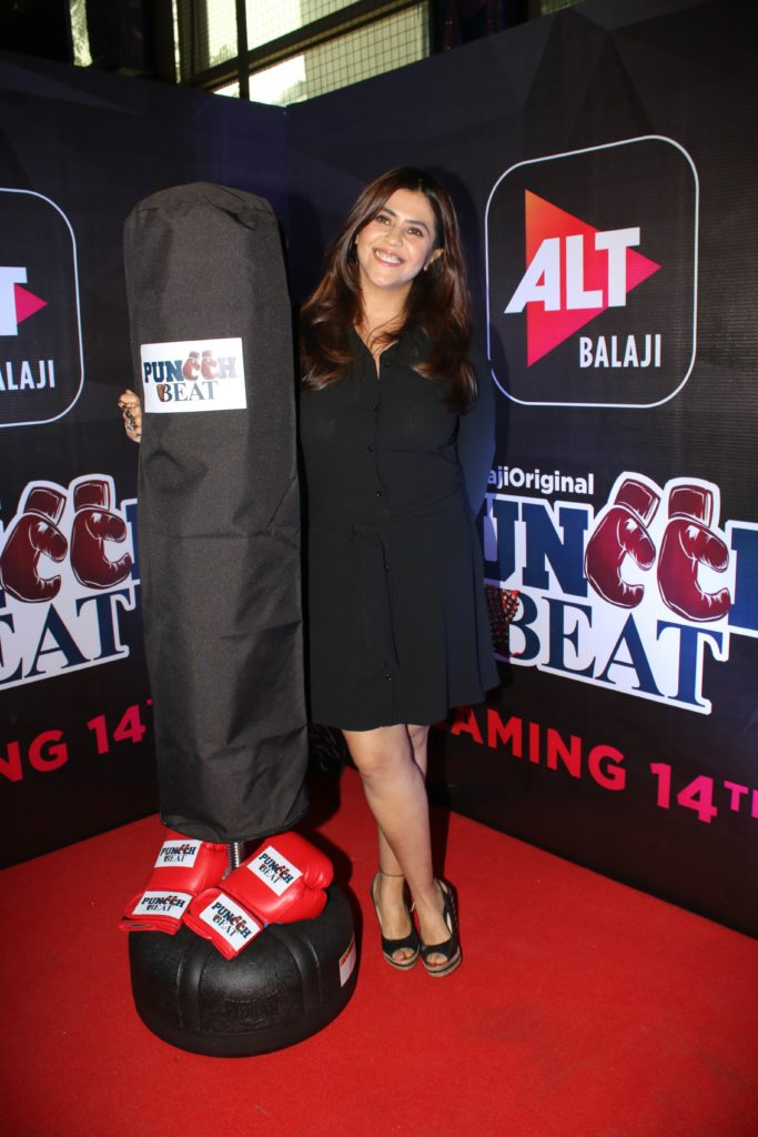 Launch of ALTBalaji's Puncchbeat and Kehne Ko Humsafar Hain 2 1