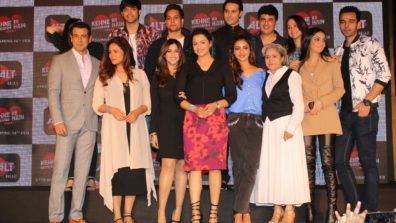 Launch of ALTBalaji's Puncchbeat and Kehne Ko Humsafar Hain 2 2