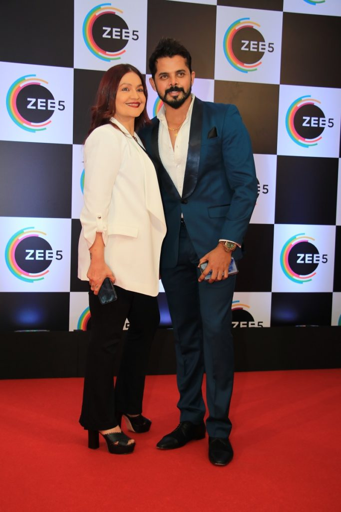 Celebs galore at ZEE5's first anniversary 14