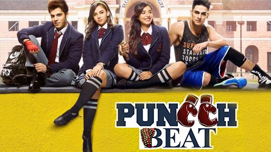 Review of ALTBalaji's Puncch Beat: A series that encapsulates everything that being a teenager stands for, in gloriously intense technicolour
