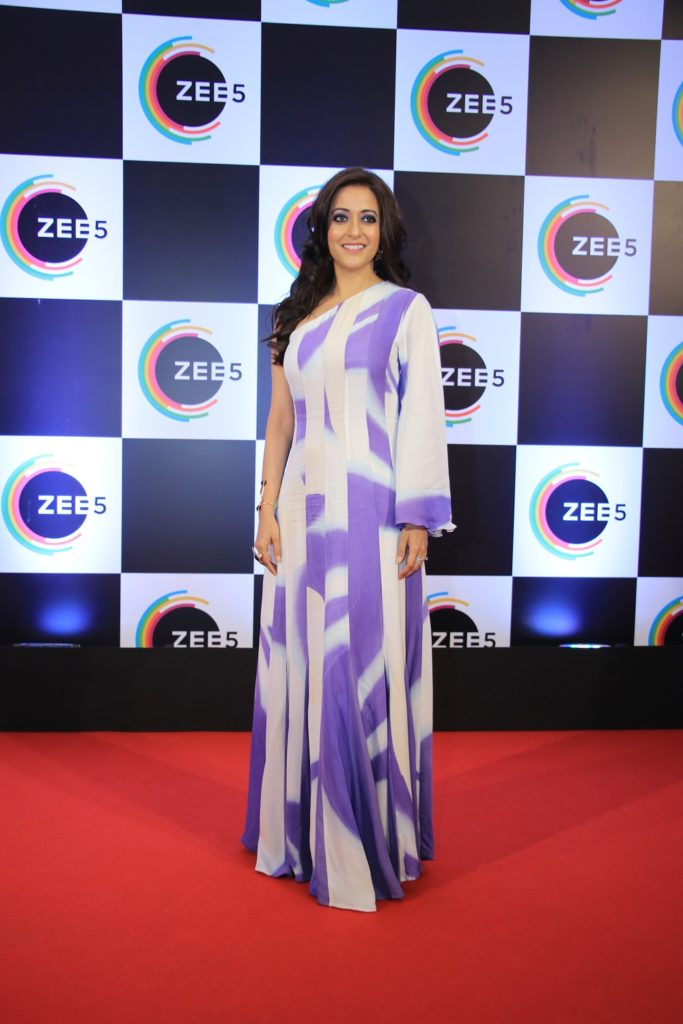 Celebs galore at ZEE5's first anniversary 16