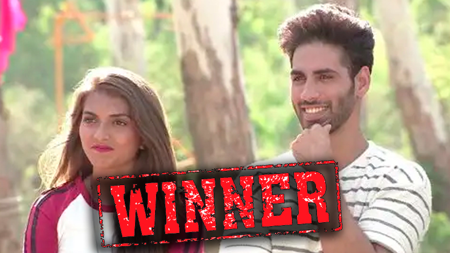 Shruti Sinha and Gaurav Alugh win Splitsvilla XI
