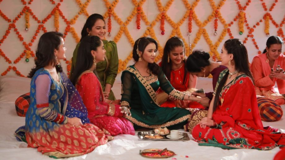 Sameer and Naina's Mehndi Ceremony on Yeh Un Dinon Ki Baat Hai