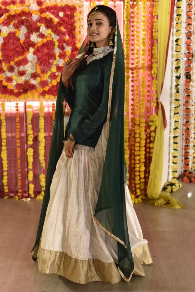 Sangeet ceremony of Sameer and Naina from Yeh Un Dinon Ki Baat Hai