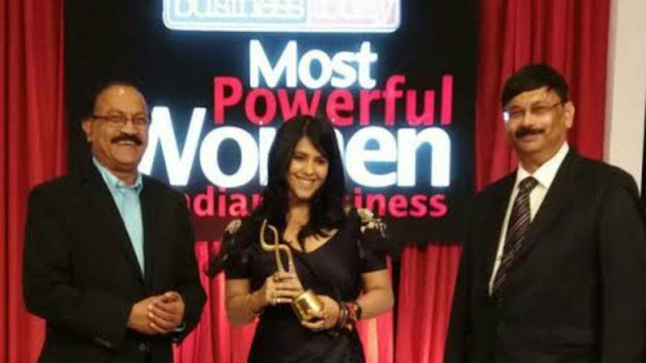 The Most Powerful Woman on Indian TV - Ekta Kapoor 3