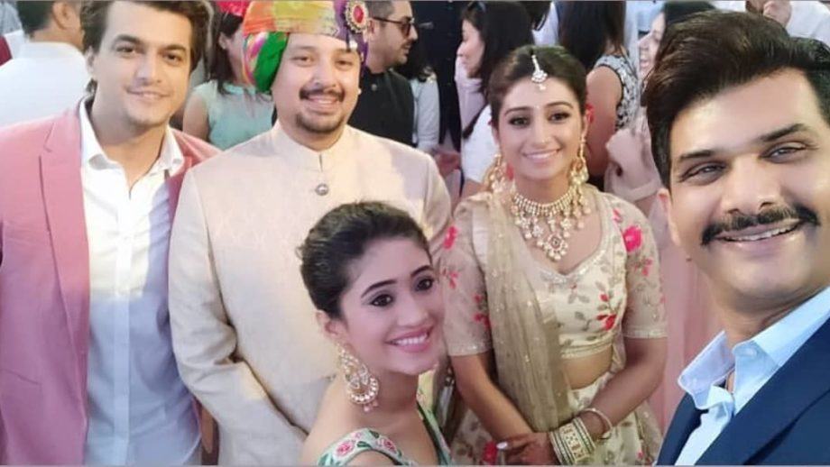 Yeh Rishta Kya Kehlata Hai actor Mohena Kumari's engagement pics 1
