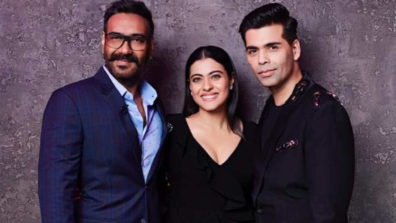 Ajay Devgn to win Audi for 'Answer Of The Season' in Koffee With Karan 6