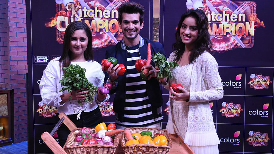 An afternoon of Food, Family and Fun – COLORS' presents 'Kitchen Champion'
