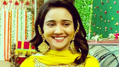 I'm getting to experience the 90's wali shaadi with Yeh Un Dinon Ki Baat Hai: Ashi Singh