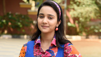 Ashi cuts short her personal holiday to prepare for her wedding sequence on Yeh Un Dinon Ki Baat Hai