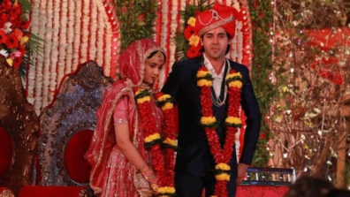 Checkout Naina and Sameer's wedding pictures 2