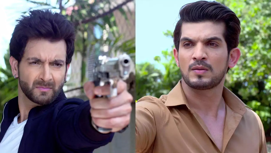 Deep and Virat to shoot at each other in Colors' Ishq Mein Marjawan