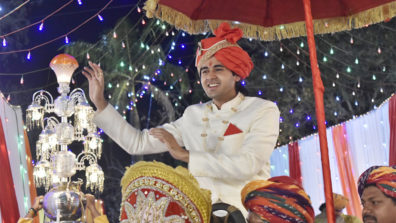 Dulha Sameer arrives to take Dulhaniya Naina in Yeh Un Dinon Ki Baat Hai