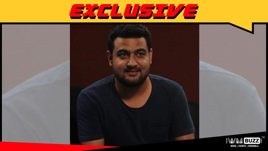 Tushar Tej Bhatt to don 'dual responsibility' for Rishtey's Hum Saaf Saaf Hai'