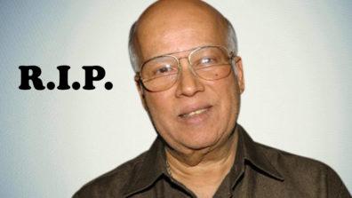 Filmmaker Sooraj Barjatya's father Raj Kumar Barjatya passes away