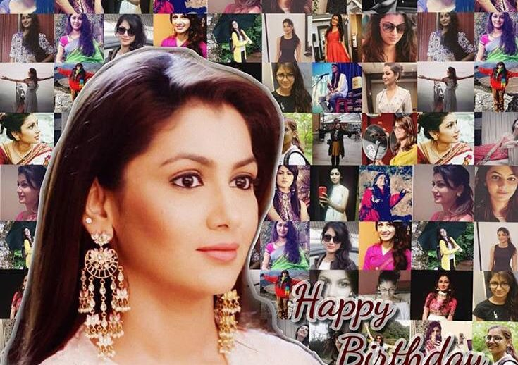 #HappyBirthdaySritiJha: Winners of fan collage contest 7