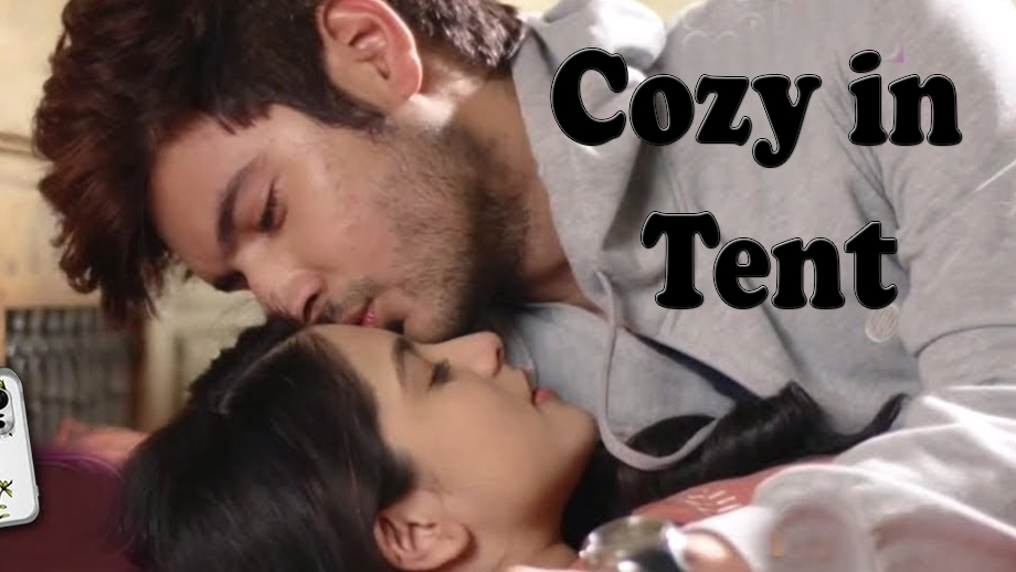 Jai-Aadhya's cozy romance in tent in Internet Wala Love 1
