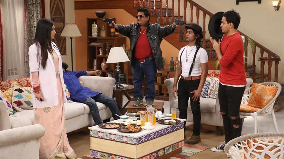 Kabza king captures Saklecha house in SAB TV's Mangalam Dangalam