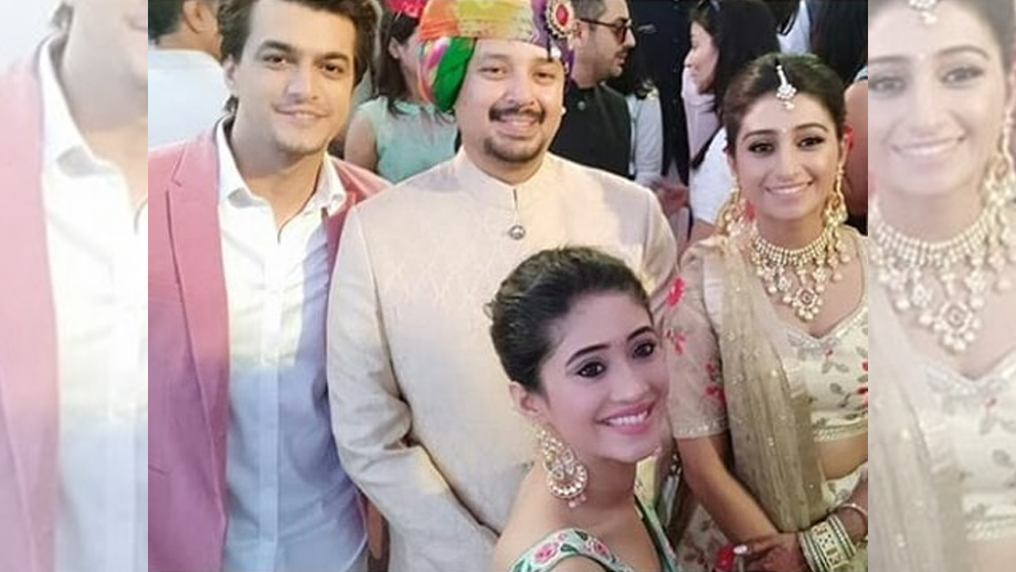 Mohena Singh engagement: Yeh Rishta Kya Kehlta Hai gang including Kartik-Naira party in Goa