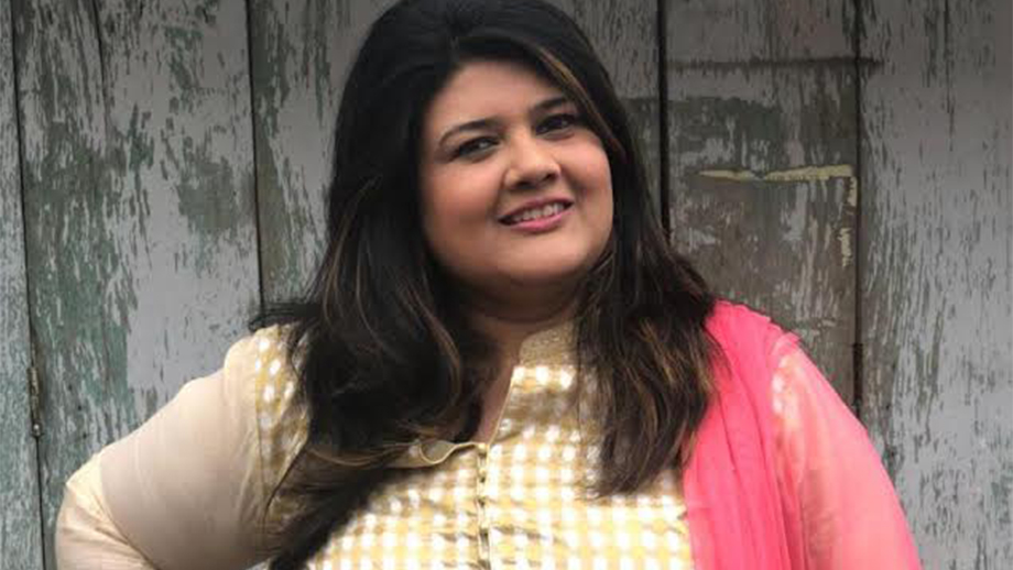 Khushboo Shroff makes a bold statement on fat shaming