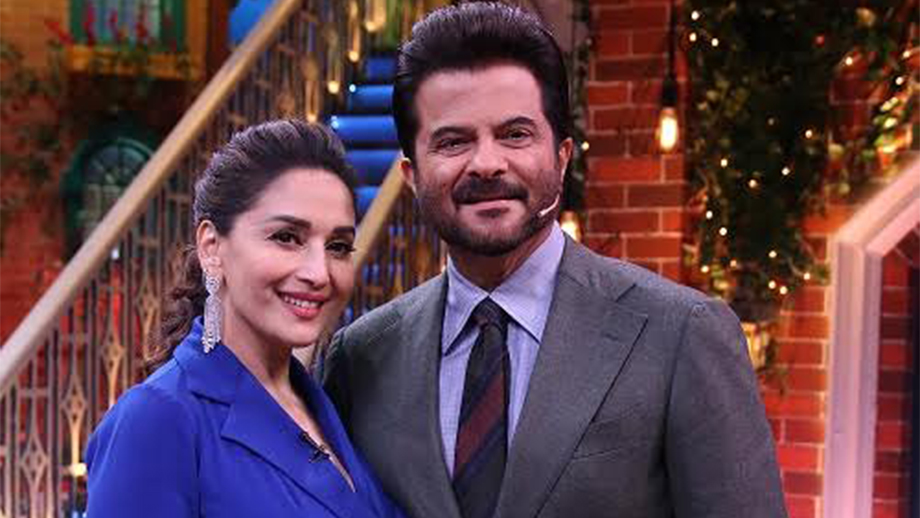 When Anil Kapoor took advantage of Madhuri Dixit's friendship