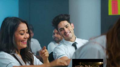 Priyank Sharma revisits Kuch Kuch Hota Hai!