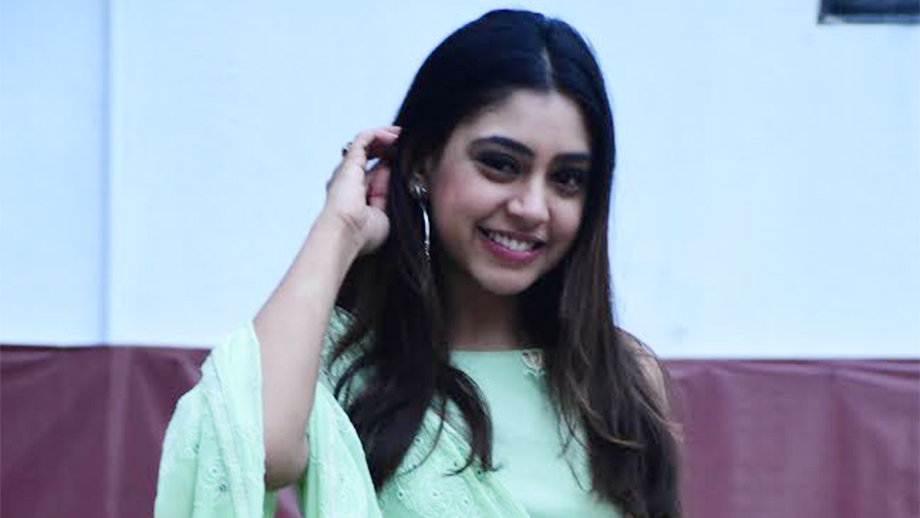 Ishqbaaz's Mannat aka Niti Taylor listens to high-energy Punjabi songs for her character