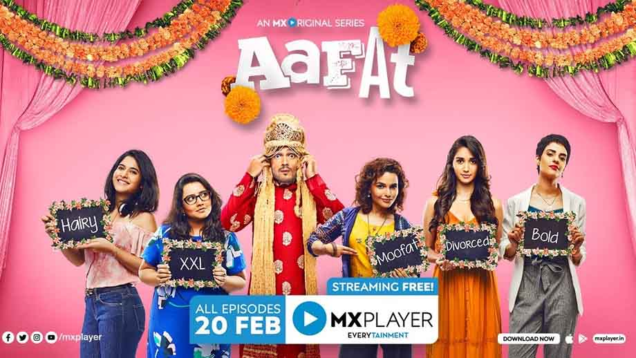 Review of MX Player series Aafat: Smashes archaic stereotypes to