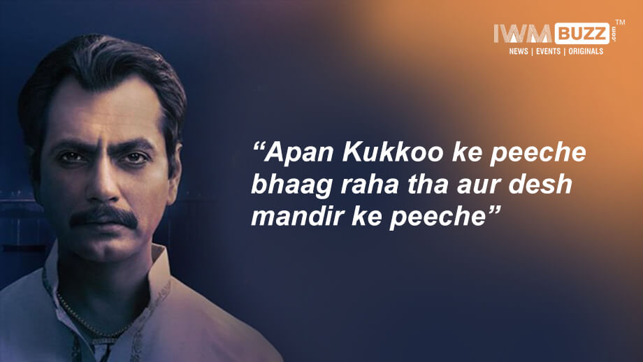 Sacred Games Dialogues That Are Powerful and Relatable 5