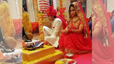 Sameer and Naina's 'special marriage vows' in Yeh Un Dinon Ki Baat Hai