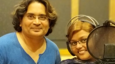Sarbani Mukherjee makes her singing debut in A Tribute To Rituparno Ghosh Seasons Greetings