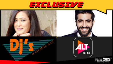 Shweta Tiwari and Akshay Oberoi in DJ's series for ALTBalaji 2