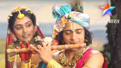 Star Bharat popular show RadhaKrishn brings real life lovers together 1