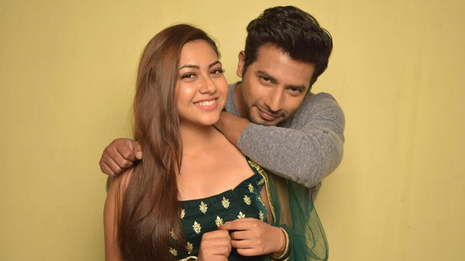 Tujhse Hai Raabta's Malhar and Kalyani's adorable pictures will melt your heart! 5