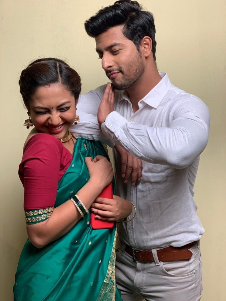 Tujhse Hai Raabta's Malhar and Kalyani's adorable pictures will melt your heart!