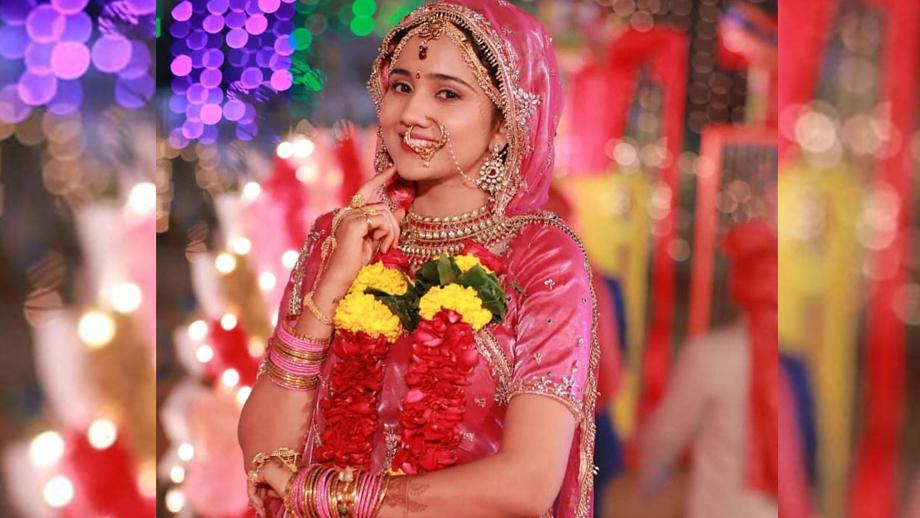 We all are very excited for Sameer and Naina's wedding: Ashi Singh aka Naina of Yeh Un Dinon Ki Baat Hai