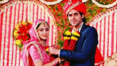 Wedding pictures of Sameer and Naina from Yeh Un Dinon Ki Baat Hai 3