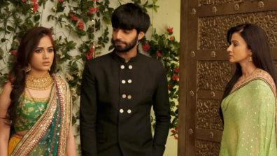 Sahil raises hand on Vedika in Zee TV's Aap Ke Aa Jane Se