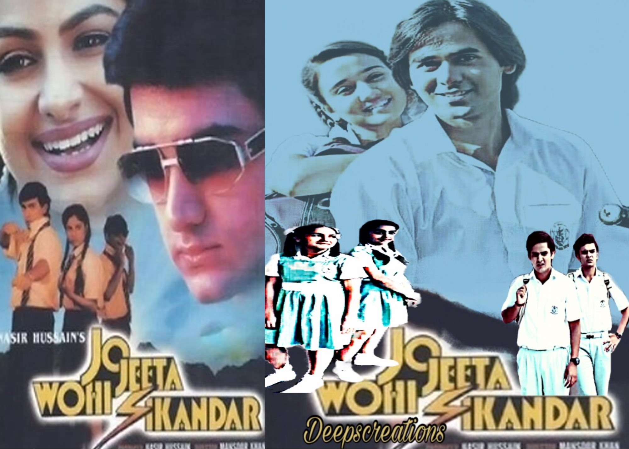 5 Movies from the 90s that perfectly befit Randeep Rai and Ashi Singh from Yeh Un Dino Ki Baat Hai 3