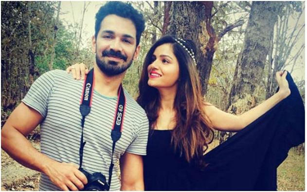 A Modern-Day Fairy-Tale for TV Actors Rubina Dilaik And Abhinav Shukla 3