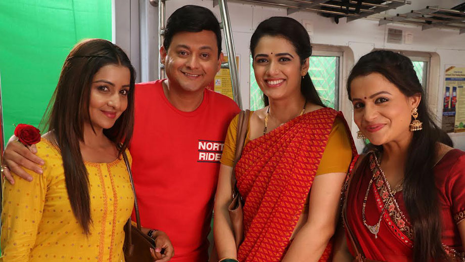 Actor Swapnil Joshi roped in for a cameo on Ladies Special