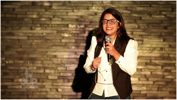 Aditi Mittal: From Class Clown To Stand-Up Comedian 5