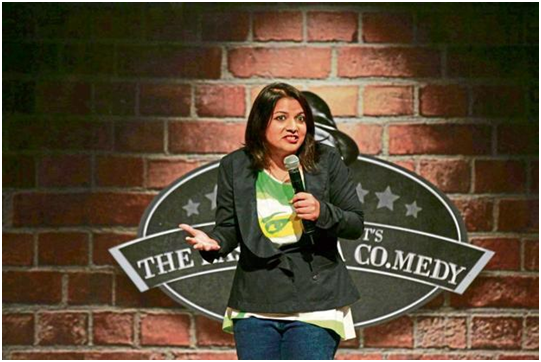 Aditi Mittal: From Class Clown To Stand-Up Comedian 7