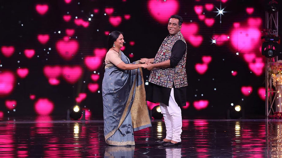 Anurag and Tani Basu's foody love story in Super Dancer Chapter 3