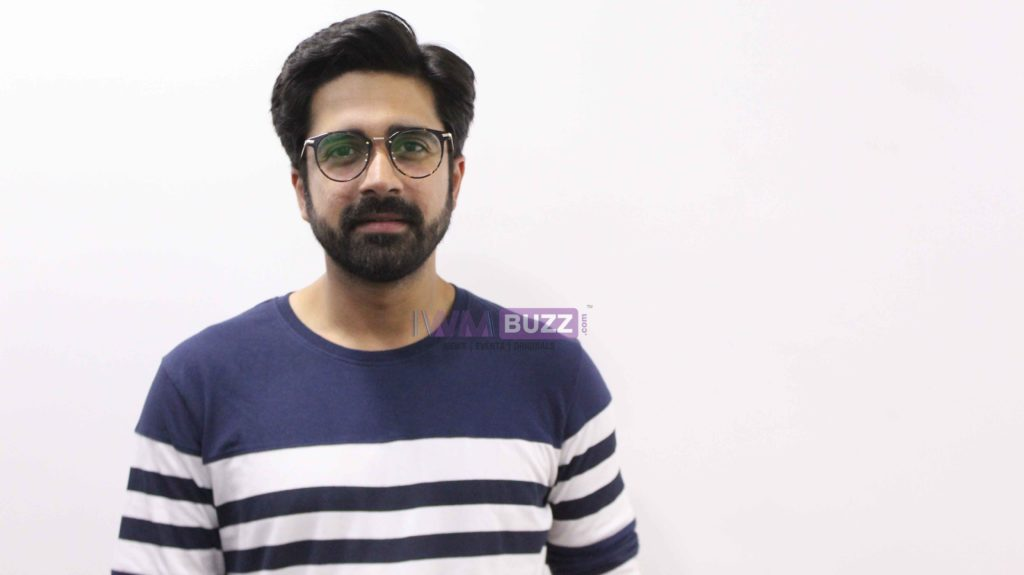 Avinash Sachdev enjoys Live session with IWMBuzz 3