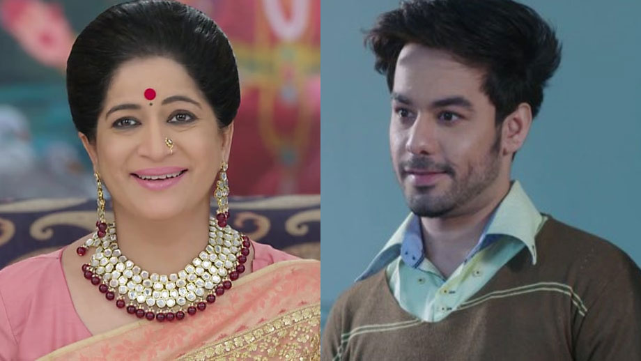 Badi Amma to shoot Ghungroo in Zee TV's Aap Ke Aa Jane Se