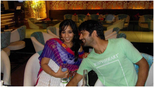 Childhood Sweethearts turned Soulmates: Barun Sobti and Pashmeen Manchanda 4