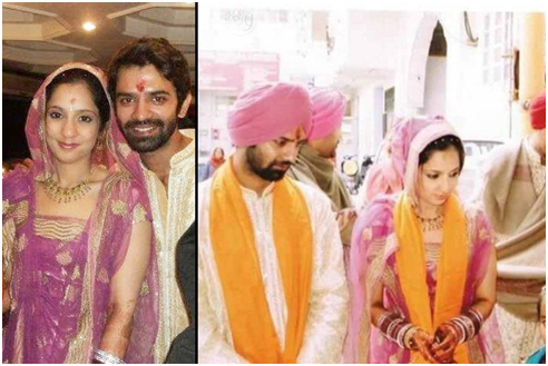 Childhood Sweethearts turned Soulmates: Barun Sobti and Pashmeen Manchanda 5