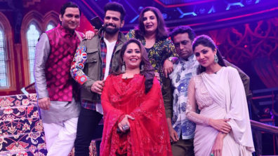 Farah gets home cooked food for judges of Super Dancer Chapter 3