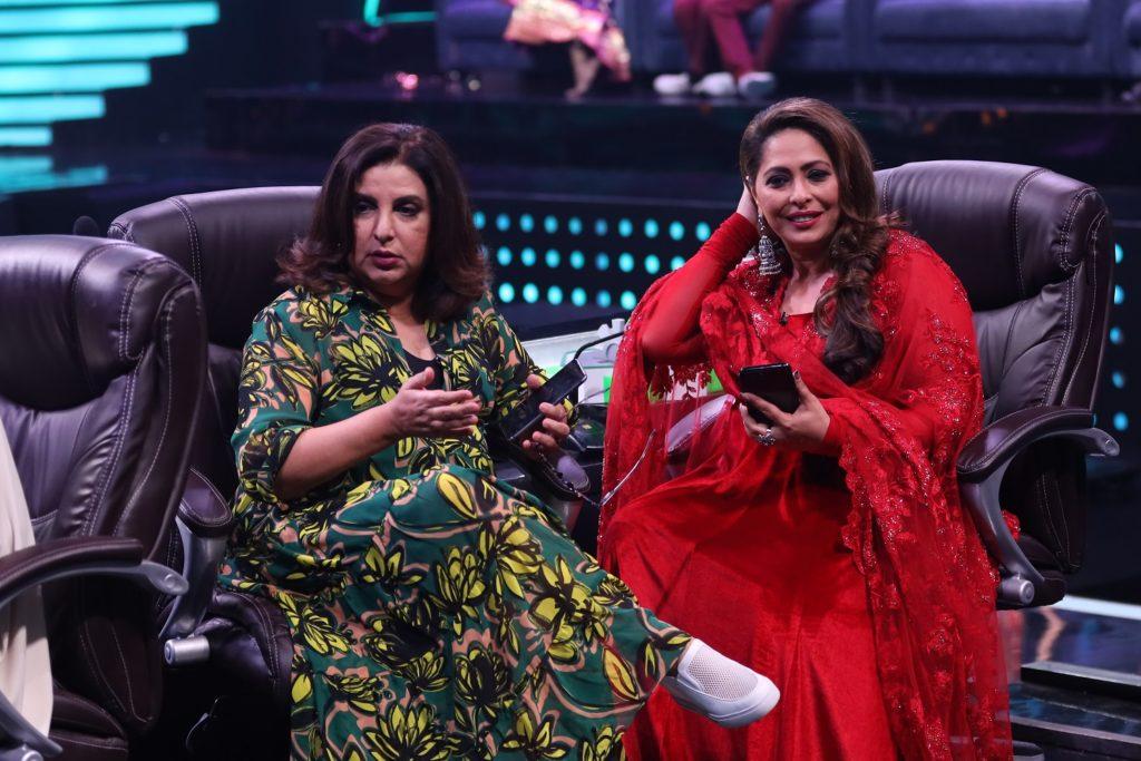 Farah Khan on 'Guru Shishya Special' episode of Super Dancer Chapter 3 1